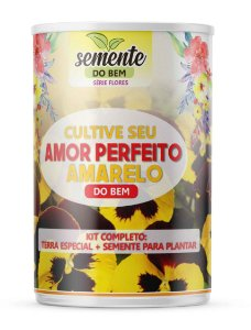 AMOR PERFEITO AMARELO