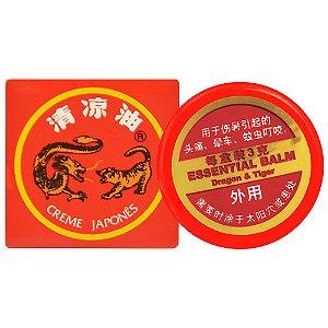 Creme Japonês Super Hot Unissex 3g