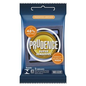 Preservativo Prudence Super Sensitive 3 unidades