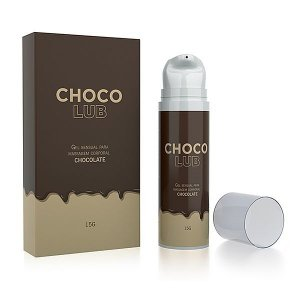 Lubrificante Beijável ChocoLub