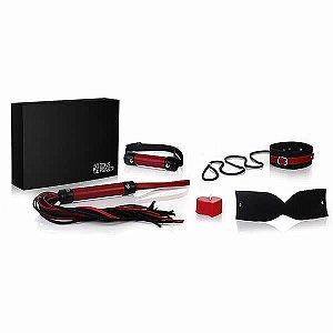 Kit 50 Tons De Prazer 3 - Quarto Vermelho