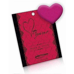 Pétalas Coração Perfumada Rosa 120 Unidades