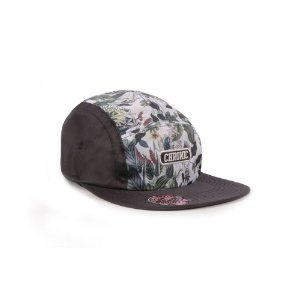 Bone Five Panel Chronic Floral