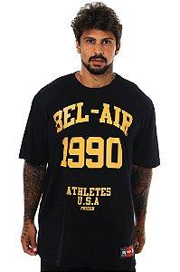 Camiseta Prison Bel Air Preta
