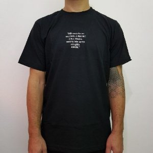Camiseta Chronic Oração Do Solteiro