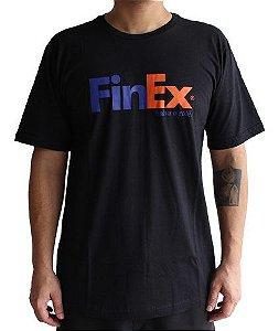 Camiseta Chronic Finex Preta