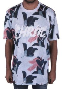 Camiseta Chronic Floral Gelo