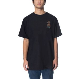 Camiseta Other Culture Pac Black