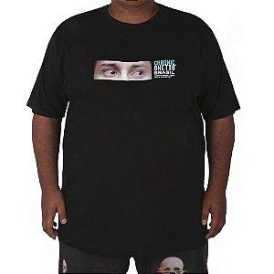 Camiseta Chronic Big Plus Size Red Eye