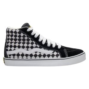 Tenis Mad Rats Hi Top Quadriculado