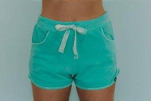 Shorts Feminino Moletom Mohala