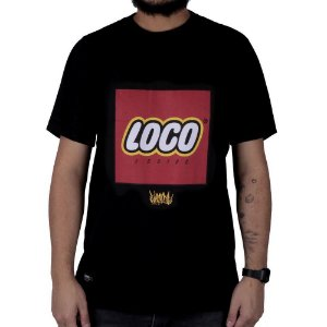 Camiseta Chronic Loco e Doido