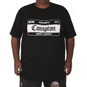 Camiseta Chronic Big Compton