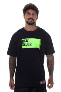 Camiseta Prison Green New Order