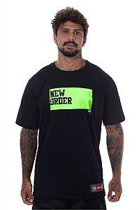 Camiseta Prison Green New Order