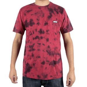 Camiseta Chronic Red Tie Dye