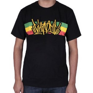 Camiseta Chronic Reggae Flag