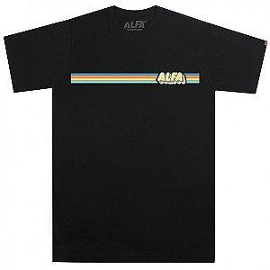 Camiseta Alfa Skate Toy Box Preta