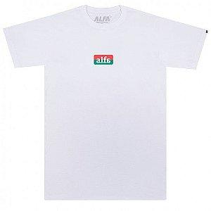 Camiseta Alfa Convenience Branca