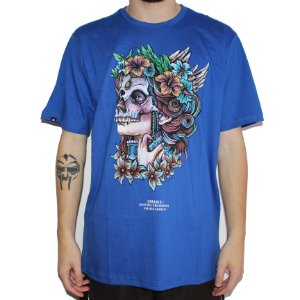 Camiseta Chronic India Azul Royal