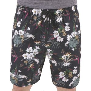Short Praiano Chronic Floral