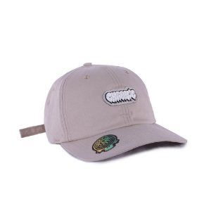 Bone Chronic Dad Hat Logo Boomb