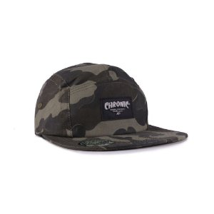 Boné Chronic Five Panel Camuflado
