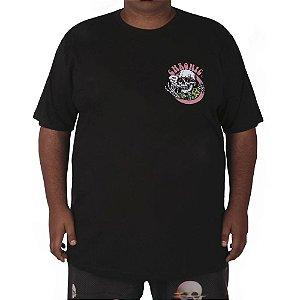 Camiseta Chronic Plus Size Style Skull
