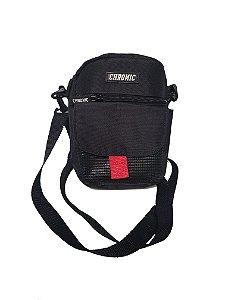 Shoulder Bag Chronic Preta Bolso Frontal