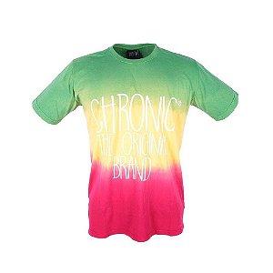 Camiseta Chronic Tie Dye Reggae