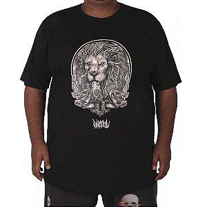 Camiseta Chronic Big Plus Size Lion