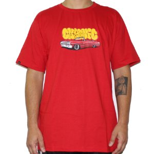Camiseta Chronic Gangsta Life