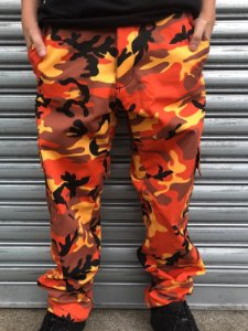 Calça Jogger Cargo The Rocks Camuflada