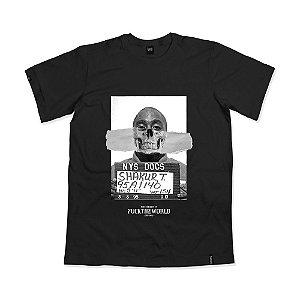 Camiseta Chronic Shakur T.