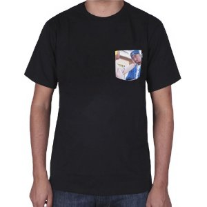 Camiseta Chronic Tupac Pocket