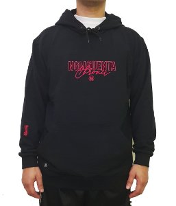 Moletom Chronic Embroidery Ngm Guenta Preto