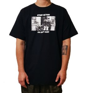 Camiseta Other Culture Big Gang Black