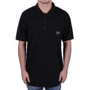 Camiseta Chronic Polo Preta