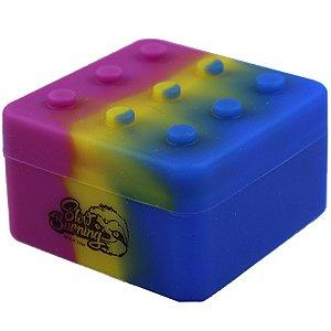 SLICK SLOW BURNING MIDDLE LEGO 25ML AMARELO/AZUL/ROSA