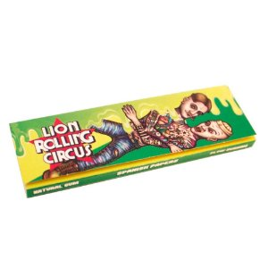 SEDA REGULAR MIND MINT - LION ROLLING CIRCUS
