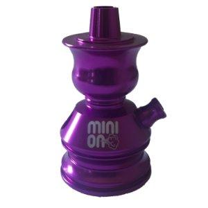 STEM PEQUENA MINI ON ROXO - KALLE HOOKAH