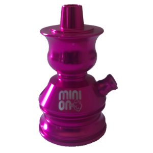 STEM PEQUENA MINI ON ROSA - KALLE HOOKAH