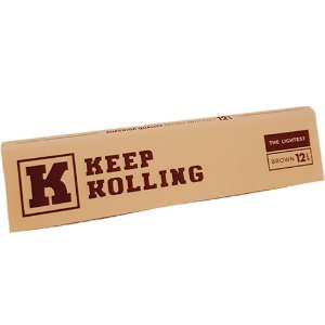 SEDA KING SIZE BROWN - KEEP ROLLING