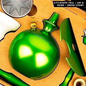 NARGUILE LITTLE SORR FULL LOTE 8 GREEN LIGHT - SORRILHA