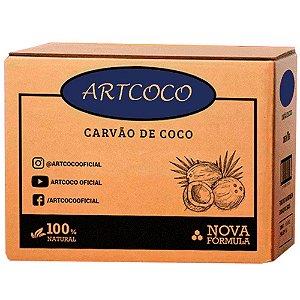 CARVÃO GROSSO 10KG Á GRANEL - ART COCO