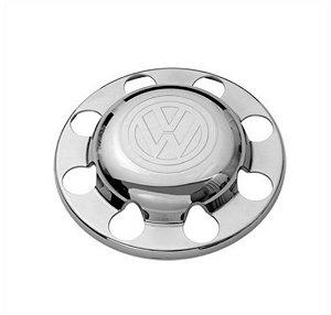 SOBRE TAMPA DO CUBO DA TRAÇAO VW CROMADA