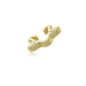 Maxi Piercing Fake Estela Dourado
