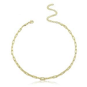 Choker Cartier Dourado