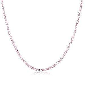 Colar Verônica 4mm Pink