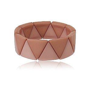 Bracelete Alegria Rosa T-G